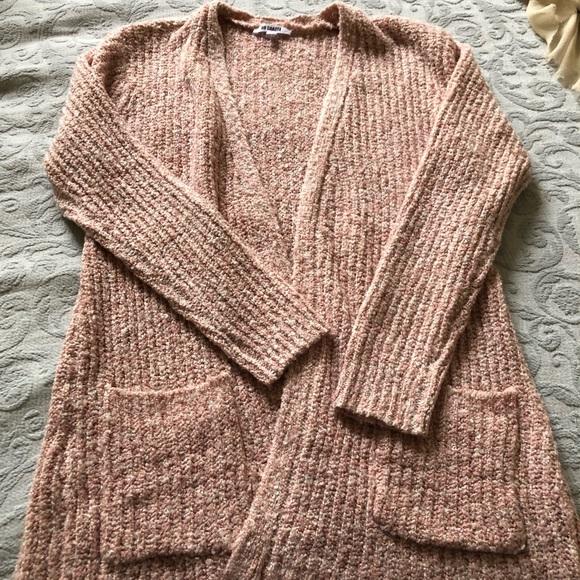 BB Dakota Sweaters - BB Dakota coffee date oversized sweater